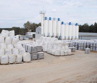 Тампонажный цемент: характеристики и применение